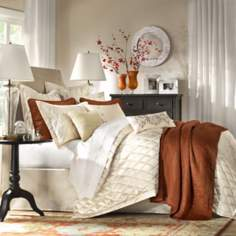 Hampton Hill Ashbourne Comforter Sets