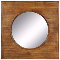"Cooper Classics Thorton 29 1/2"" Square Wall Mirror"