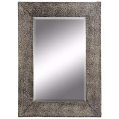 "Cooper Classics Andover 42"" High Bronze Wall Mirror"