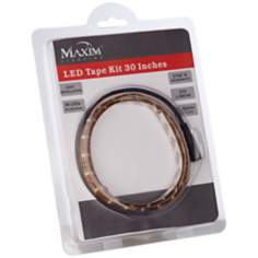 "Maxim Lighting 30"" LED Tape Kit"