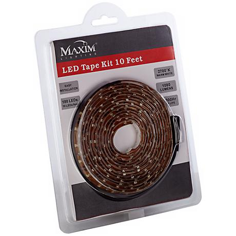 Maxim Lighting 10' LED Tape Kit