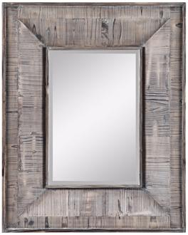 "Cooper Classics Avery 30"" High Rectangular Wall Mirror (X7059)"