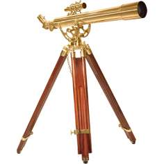 Barska 28 Power Anchormaster Refractor Telescope