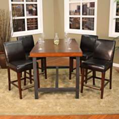 American Heritage Kingston 5-Piece Counter Height Dining Set