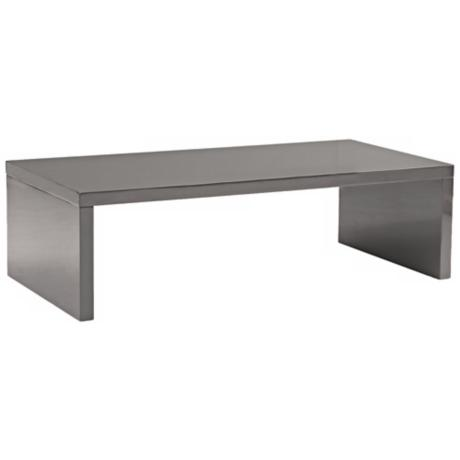 Abby Gray Coffee Table