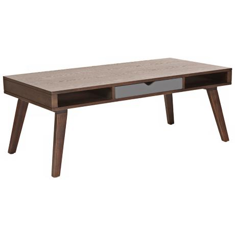 Daniel Dark Walnut Coffee Table