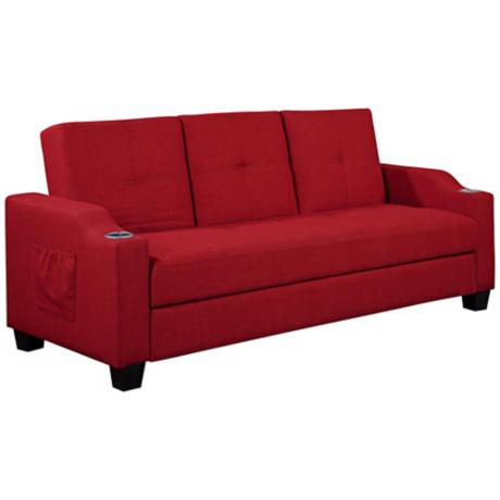 Kathy Ireland Fontaine Studio Sleeper Sofa
