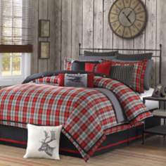 Woolrich Brownstone Plaid Comforter Set