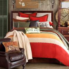 Woolrich Bear Creek Plaid Comforter Set