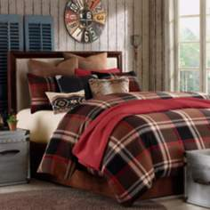 Woolrich Grand Canyon Plaid Comforter Set