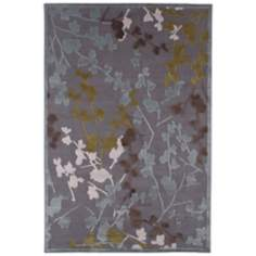 Jaipur Fables Enchanted FB17 Frost Gray Area Rug