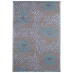 Jaipur Fables Whimsical FB03 Gray Area Rug