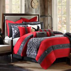 Woolrich Eagles Nest Plaid Comforter Set