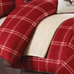 Woolrich Velvet Touch Doe Coverlet Set