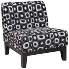 Ave Six® Glen Twilight Grey Accent Chair