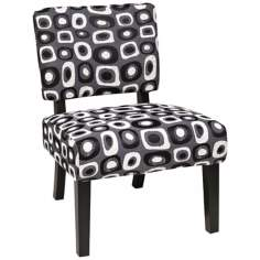Avenue Six® Grey Jasmine Accent Chair