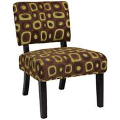 Avenue Six® Jasmine Basil Accent Chair