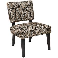 Avenue Six® Jasmine Earth Accent Chair