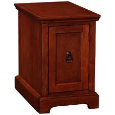 Leick Furniture Westwood Cherry End Table/Printer Stand