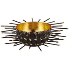 Rojo 16 Iron Studded Hedgehog Bowl