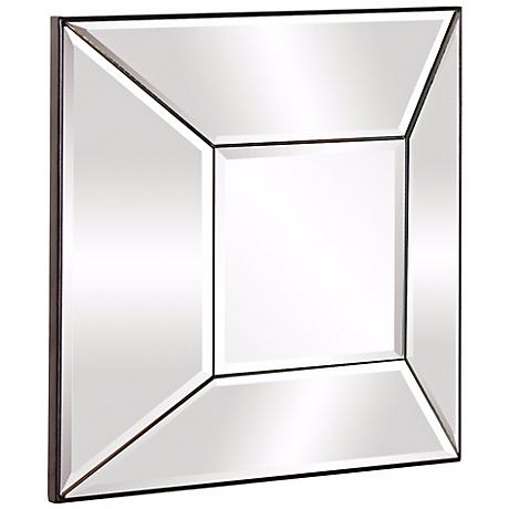 "Howard Elliott Stephen 17"" High Mirror Frame Wall Mirror"