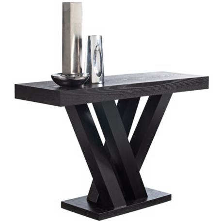 Madero Espresso Console Table