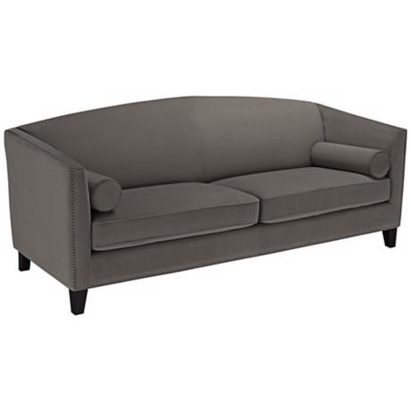 Portsmouth Grey Portico Sofa