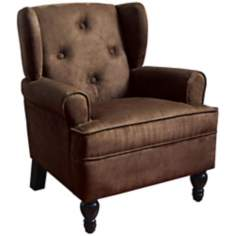 Deer Traditional Kids Armchair