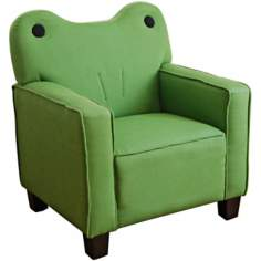 Kermit Frog Green Kids Chair