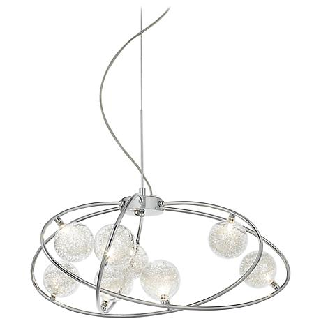 "Possini Euro Design Revel 29 1/2"" Wide Pendant Light"