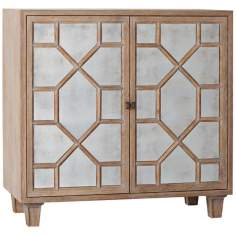 Arteriors Home Remington Antique Mirror Cabinet
