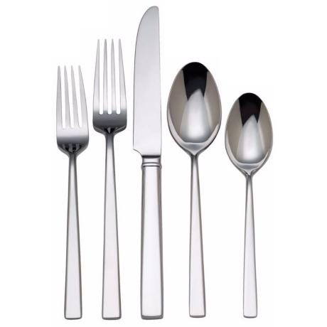 Reed and Barton Cole 65-Piece Flatware Set