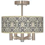 Seedling by thomaspaul Damask 5-Light Ceiling Light
