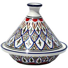 Le Souk Ceramique Tabarka Design Serving Tagine