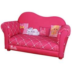 Barbie Glam Children's Sofa