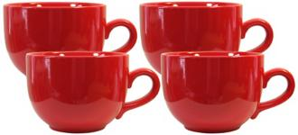 Set of 4 Fun Factory Red Jumbo Cups (Y0675) Y0675