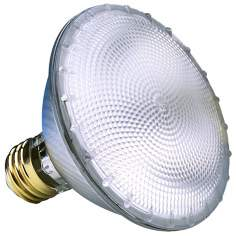 50 Watt Sylvania IR PAR30 Narrow Flood Capsylite Bulb