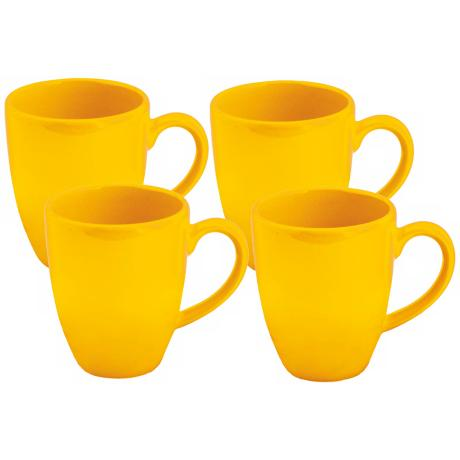 Set of 4 Fun Factory Buttercup Cafe Latte Cups