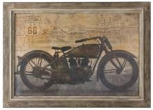 "Uttermost Ride 42"" Wide Oil Painting Reproduction"
