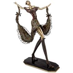 Stylish Figural Sculpture