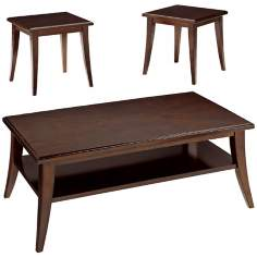 Marquis Coffee and End Table Set