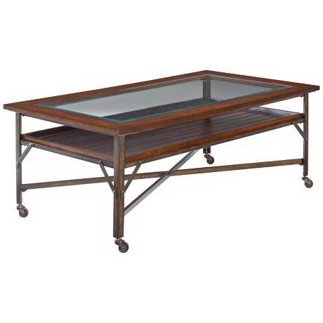 Mercantile Rectangle Cocktail Table