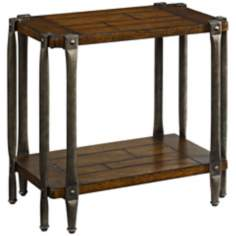 Sundance Rectangular Chairside Table
