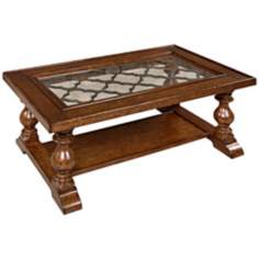 Homestead Rectangular Coffee Table