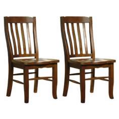 Set of 2 Charlotte Dining Chairs