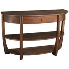 Concierge Wood Console Table