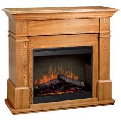 Dimplex Kenton Oak Electric Fireplace