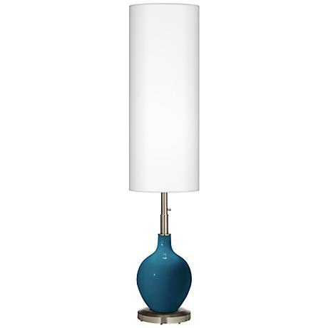 Oceanside Ovo Floor Lamp
