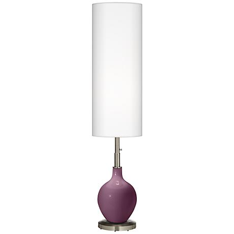 Grape Harvest Ovo Floor Lamp