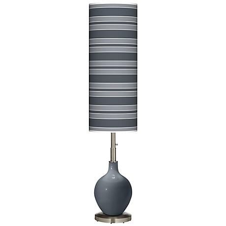 Turbulence Bold Stripe Ovo Floor Lamp